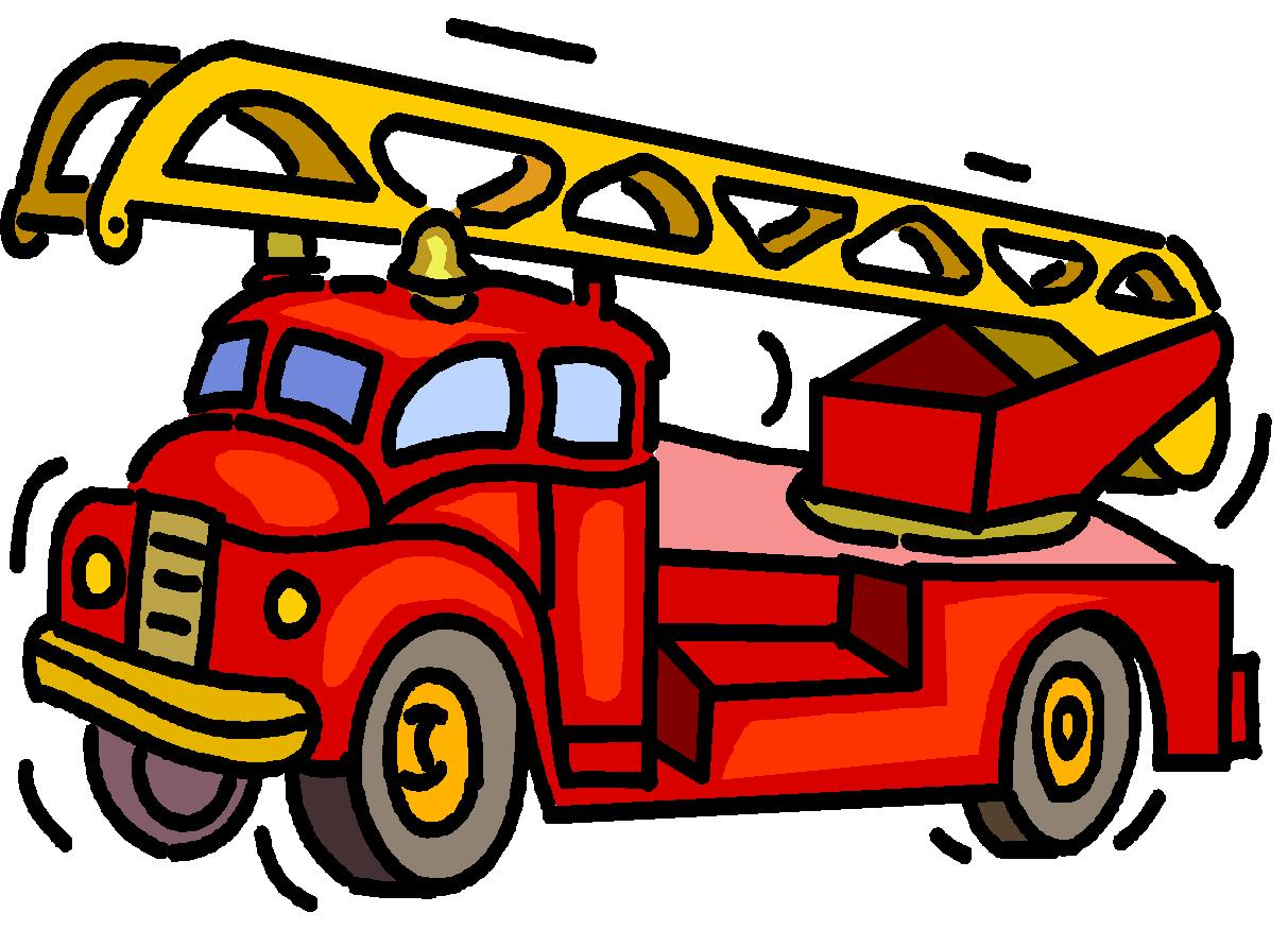 Roll Off Truck Drawing Roll a Fire Truck Black Line